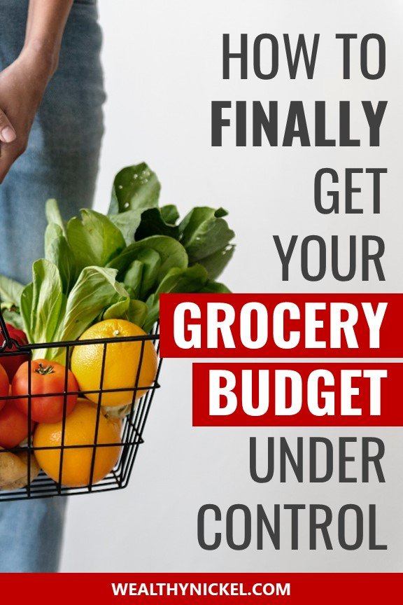 Can't seem to get your grocery budget under control? Use these proven tips for how to save money on groceries! By using these easy grocery shopping hacks, our family has been able to slash our spending and save money on groceries while also adding 2 kids to the mix! #savemoneyongroceries #grocerybudget #savemoney #frugalliving #mealplanning #groceryshopping #moneysavingtips #savingmoney