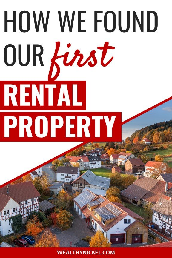 The surprising (and true) story of how we bought our first rental property, and how it launched our quest for passive income through real estate investing. #realestateinvesting #rentalproperty #realestatetips #realestate #passiveincome