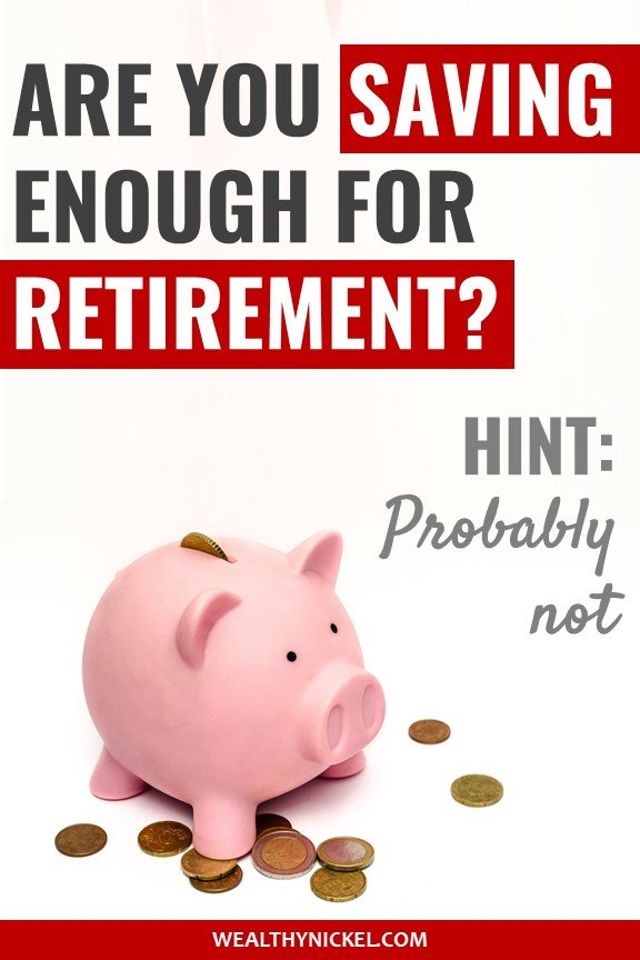 Recommended retirement savings by age - are you saving enough for retirement?