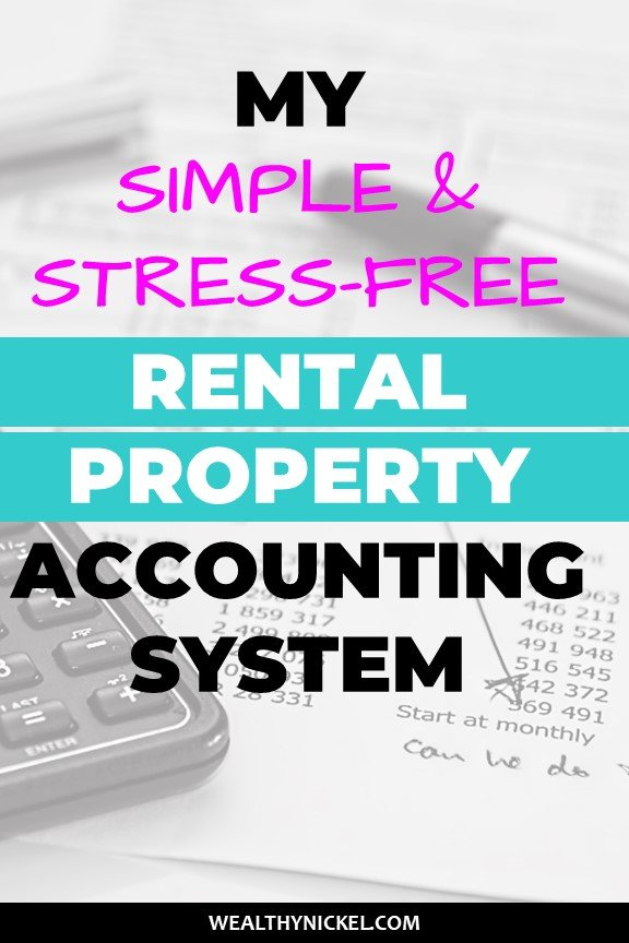 stress free rental property accounting