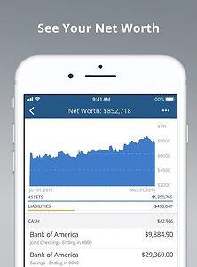 personal capital net worth statement