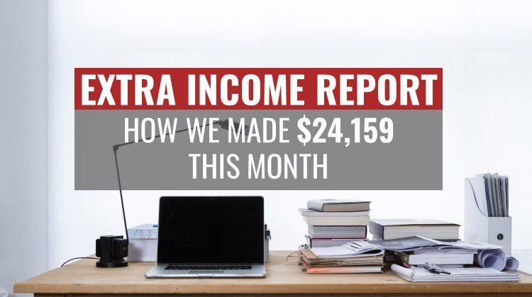 how to make extra income monthly report